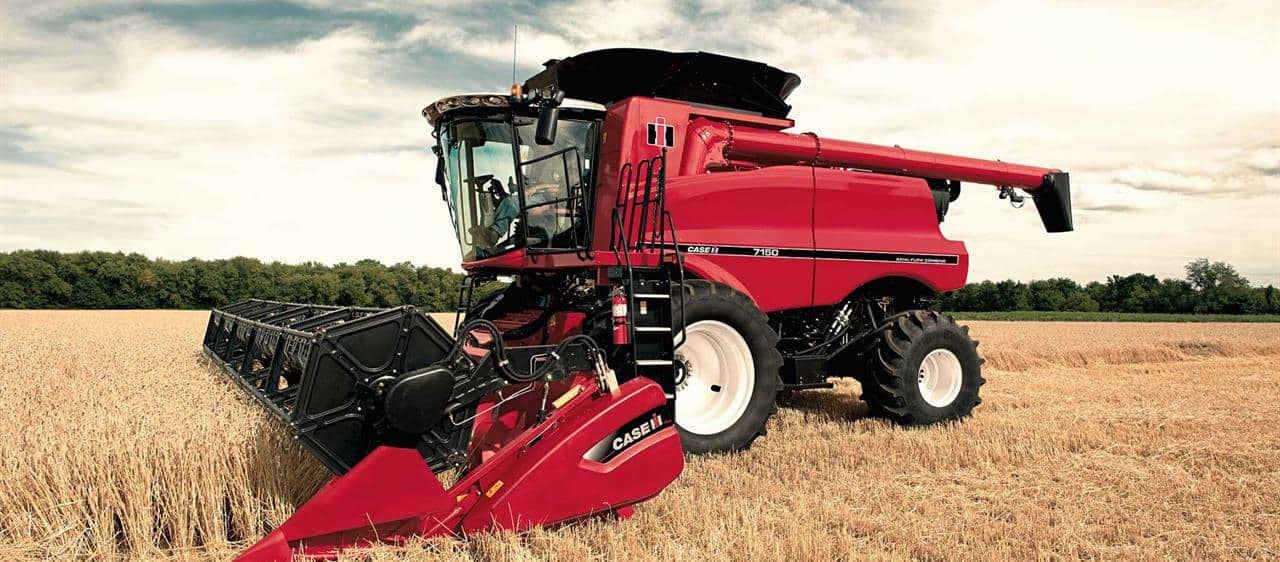 Australian idea hits the global stage to help celebrate Case IH's International Harvester heritage